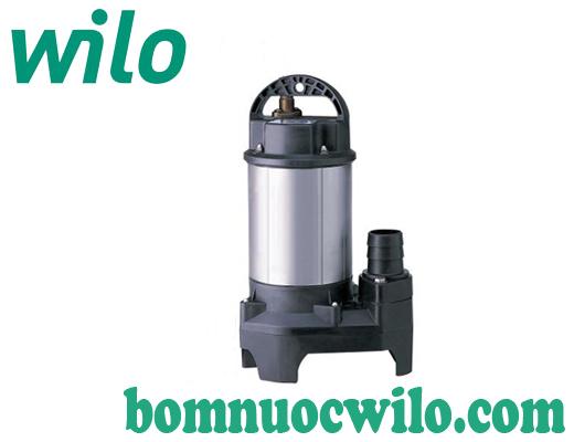 Máy bơm chìm hút nước thải WILO PDV A400E