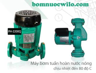 Bơm dân dụng Wilo 01
