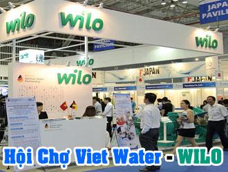 Hợi chợ máy bơm Viet Water của WILO