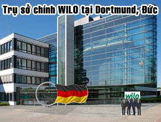 Lịch sử và sự phát triển của tập đoàn máy bơm nước WILO - Đức
