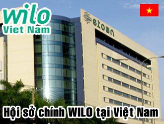Lịch sử và sự phát triển của tập đoàn máy bơm nước Wilo Việt Nam
