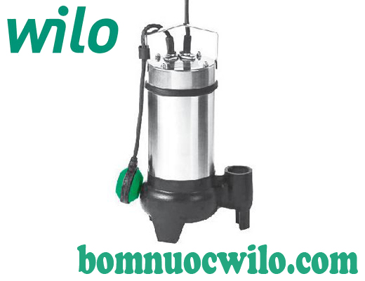 Máy bơm chìm hút nước thải WILO PDV-S600EA