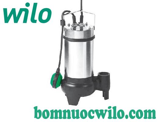 Máy bơm chìm hút nước thải WILO PDV-S750EA