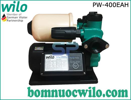 Máy bơm tăng áp điện tử chịu nhiệt Wilo PW-400EAH