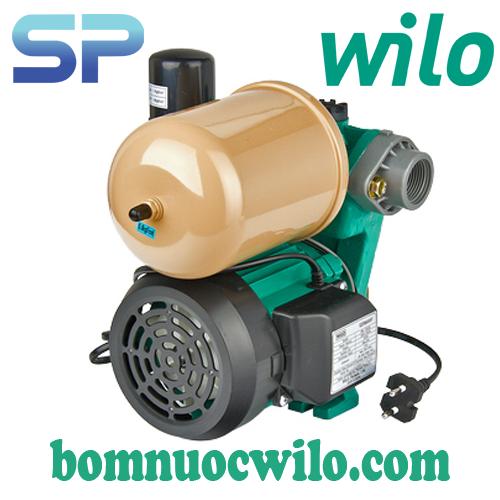 Máy bơm tăng áp tự động Wilo