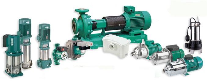 Mua máy bơm nước tăng áp điện tử Wilo ở đâu chất lượng?