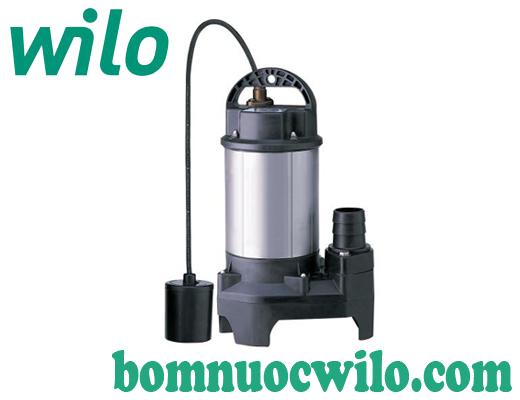 Những thông tin cần biết về máy bơm chìm nước thải Wilo