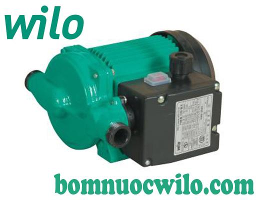Những tính năng của máy bơm tăng áp điện tử Wilo