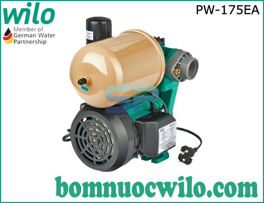Catalogue máy bơm tăng áp tự động WILO