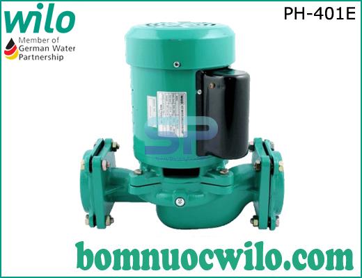 Catalogue máy bơm tuần hoàn nước nóng Wilo PH dân dụng