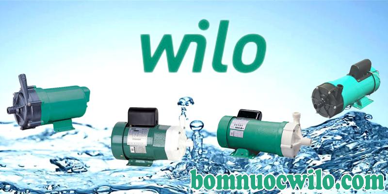 Chọn máy bơm hóa chất dạng từ Wilo phù hợp