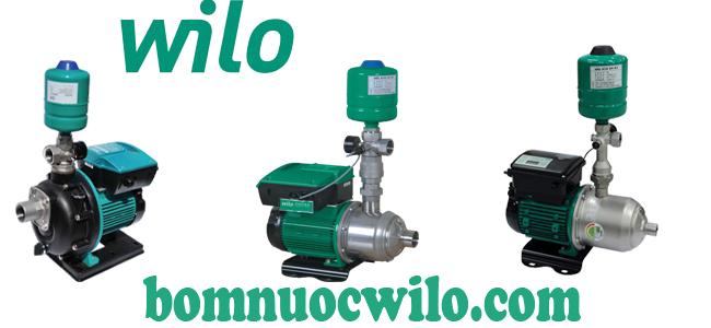 Địa chỉ bán máy bơm tuần hoàn Wilo giá rẻ nhất tại TPHCM