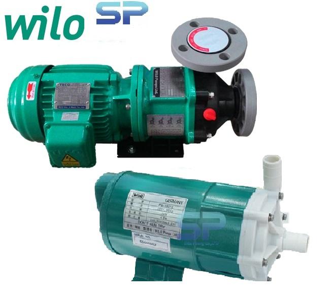 Giá thành máy bơm hóa chất dạng từ Wilo hiện nay