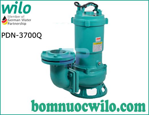 Máy bơm chìm hút nước thải Wilo PDN 3700Q