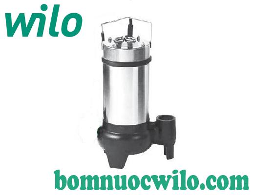 Máy bơm chìm hút nước thải WILO PDV-S750Q