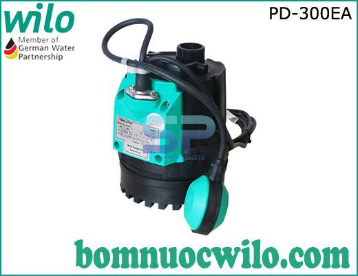 Máy bơm chìm nước sạch WiLo PD-300EA