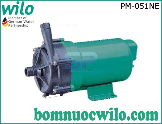 Máy bơm hóa chất dạng từ Wilo PM-051NE