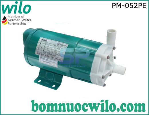 Máy bơm hóa chất dạng từ Wilo PM-052PE