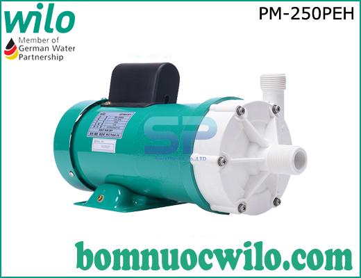 Máy bơm hóa chất dạng từ Wilo PM-250PEH