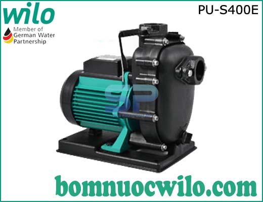 Máy bơm nước biển đầu nhựa WiLo PU-S400E