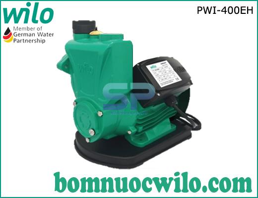 Máy bơm nước hút chân không đẩy cao chịu nhiệt WILO PWI 400EH