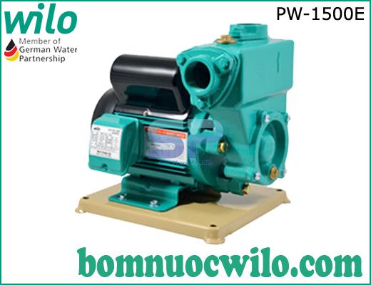 Máy bơm nước hút chân không đẩy cao WiLo PW-1500E