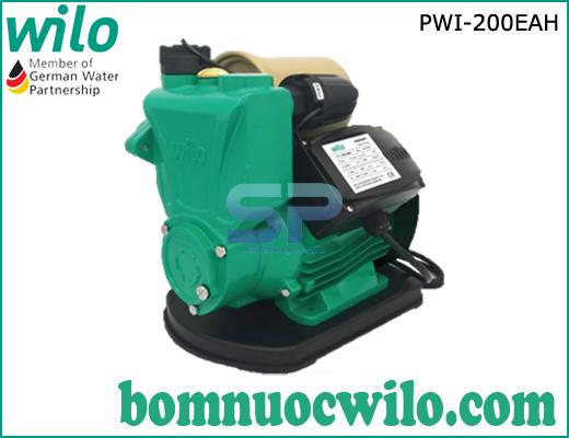 Máy bơm tăng áp điện tử chịu nhiệt Wilo PWI 200EAH