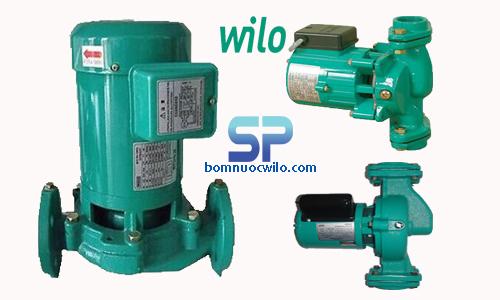 Máy bơm tuần hoàn nước nóng Wilo - bảng báo giá mới nhất