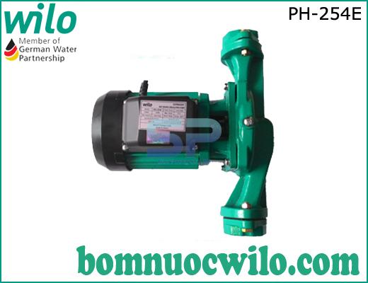 Máy bơm tuần hoàn nước nóng WiLo PH-254E