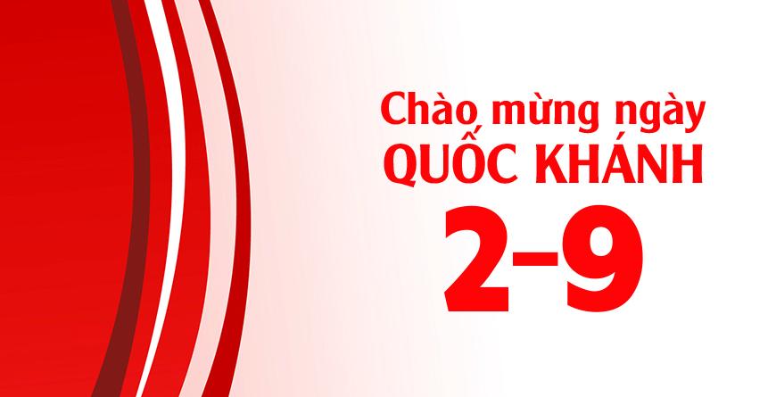 Thông báo nghỉ lễ quốc khánh 2/9 | Siêu Phong