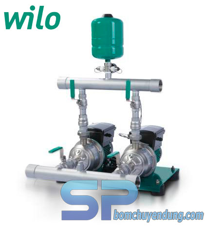 Tìm hiểu giải pháp biến tần cho máy bơm nước